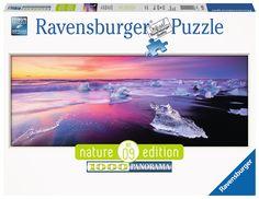 Lago Jökulsárlón, Islandia | Puzzle adultos | Puzzle | Productos | ES…