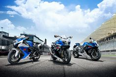 New colours for all 2014 Suzuki models will be on display at Motorcycle Live, including the GSX-R1000, GSX-R750 and GSX-R600. See them on the Suzuki stand!