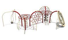 U2-RA113 | Commercial Playground Equipment | Creative System