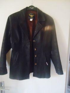 Angelo litrico veste cuir marron – Modèles populaires de vestes