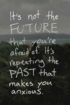 Korktuğumuz gelecek değil...