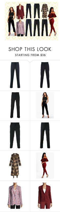 """""""Style matters"""" by justinallison ❤ liked on Polyvore featuring Aiezen, Lanvin, Givenchy, Boohoo, Neil Barrett, Michael Kors and Theory"""