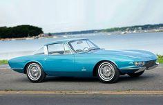 Subastan el único Corvette diseñado por Pininfarina