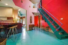 735 E Guenther St, San Antonio, TX --- Sandra Cisneros's former home