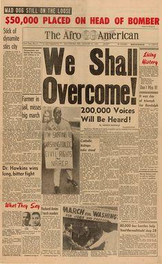 The March On Washington (1963)