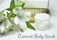 Coconut Oil Body Scrub Recipes to Rejuvenate Your Skin