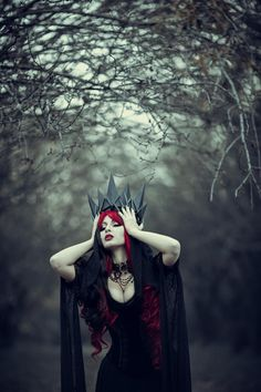 black queen by Maryna Khomenko on 500px