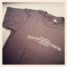 "Win a Downhome Tee by following us on Twitter @go_downhome and RT ""Downhome means... #DH Tee"" with an answer!  Contest ends at noon on Friday!"