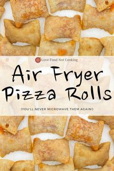 Air Fryer Pizza Buns - Hot Prepared Pizza Buns in an Air Fryer . - Air Fryer Pizza Buns – Hot Cooked Pizza Buns in an Air Fryer Love Food Don& Cook Air Fryer Recipes Snacks, Air Fryer Recipes Breakfast, Air Frier Recipes, Air Fryer Dinner Recipes, Air Fryer Recipes For Chicken, Wallpaper Food, Crockpot, Cooks Air Fryer, Air Fried Food