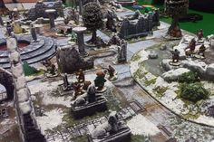 St.Helens Spartans More Frostgrave 6