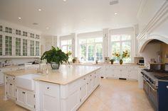 Real Estate Photography - 171 Great Plains Road, Southampton, NY, 11968 - Kitchen
