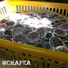 Chapas Para Eventos, #Chapea