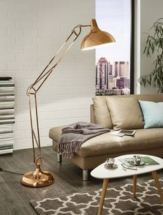 Bestel de Industrieel, Landelijke, Retro, vloerlamp Judi op Lampgigant.nl ✓ Snel gratis bezorgd ✓ Grootste collectie in NL & BE!