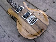 Neal Moser Magnum CT Custom Electric Guitar Perry Fretz Owns this Guitar