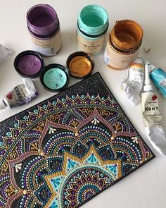 Mandala Art by Ana Art Studio