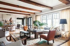 Bungalow Blue Interiors - Home - thom filicia's super chic lake house