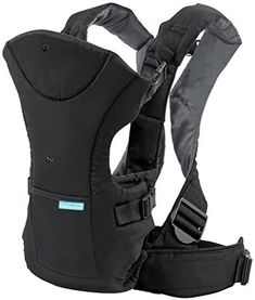 Infantino Flip Advanced 4-in-1 Carrier - Ergonomic, convertible, face-in and face-out front and back carry for newborns and older babies 8-32 lbs: Baby