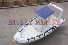 Rigid Inflatable boat RIB BM680 with CE - China rigid inflatable boat
