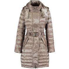 Black Quilted Jacket - Jackets - Jackets & Coats - Clothing - Women - TK Maxx   [ PUFFA