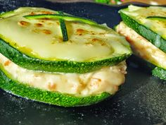 Sandwich de calabacín Ana Sevilla cocina tradicional
