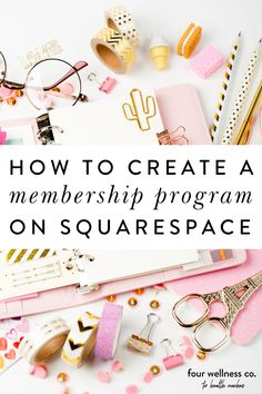 Membership programs and membership-protected content are increasingly popular in online health coaching, both as paid products in and of themselves, as well as free opt-in gifts used as a strategy for growing your business' email list. | Marketing Strategy  | Click to learn how to develop and host membership programs directly from your Squarespace website itself. | Squarespace Website Tips | Four Wellness Co. #membershipprogram #websitedesign #marketing #smallbusiness #entrepreneur… Business Emails, Online Business, Dream Career, Email List, Growing Your Business, Health Coach, Programming, Coaching, Entrepreneur