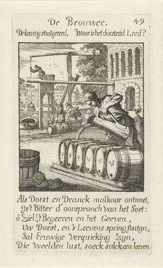 Caspar Luyken | Brouwer, Caspar Luyken, Jan Luyken, Jan Luyken, 1694 |