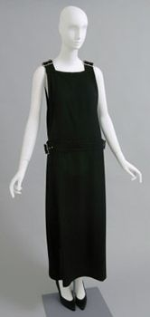 Jumper Dress, c. 1970s, André Courrèges. Philadelphia Museum of Art.