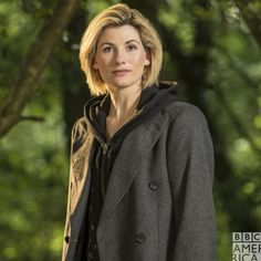 Doctor Who | Introducing Jodie Whittaker as the 13th Doctor<<<I AM SCREAMING I AM SO EXCITED