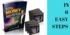 Total Money Magnetism (The Secret Neuroscience of Millionaires) is a six-step system that effortlessly and automatically re-programs your brain.