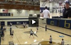 Volleyball Passing Drills, The Office, Conversation, Tennis, Purpose, Basketball Court, Warm, Number, Detail