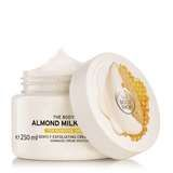 Almond Milk & Honey Gently Exfoliating Cream Scrub | The Body Shop