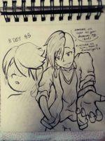 #Day45 by Lenka-chan-des
