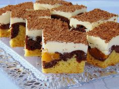 Polish Recipes, Pie Recipes, Baking Recipes, Christmas Appetizers, Pumpkin Cheesecake, Homemade Cakes, Coffee Cake, Cake Cookies, Yummy Cakes