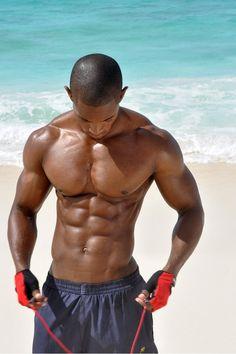 Hot Men Black Edition