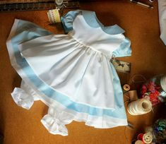 Hey, I found this really awesome Etsy listing at https://www.etsy.com/listing/206829171/girl-dress-apron-pantilooms-alice-in