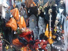 Decoración halloween. Feria de decoración e interiorismo en Giftrends Septiembre 2013