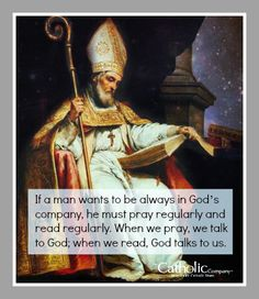 St. Isidore of Seville is a Doctor of the Church and patron saint of the internet & computers. He was one of the most learned men of the 6th century, a prolific writer who composed history books, a dictionary with a structure akin to a database, and an encyclopedia which was used for 9 centuries. St. Isidore reunited Spain after the barbarian invasions, making it a center of culture and learning.