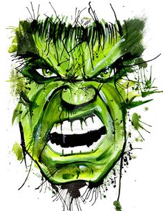 #Hulk #Fan #Art. (10 Hulk Splat) By: TheArtofFish. (THE * 3 * STÅR * ÅWARD OF: AW YEAH, IT'S MAJOR ÅWESOMENESS!!!™)[THANK Ü 4 PINNING!!!<·><]<©>ÅÅÅ+(OB4E)