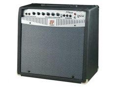 Combo Amplificador para Guitarra 100W - Staner G 240 com as melhores condições você encontra no Magazine Ubiratancosta. Confira!