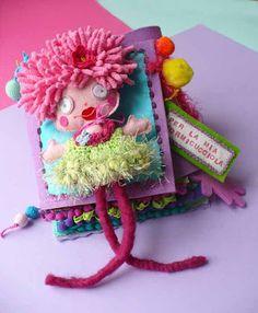 Fabric journal - Elena Fiore www.elenafiore.it