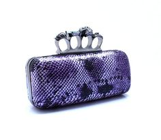 ImPrincess BAGS03918-5-z evening bag purple Rhinestone compound metal decorate with rhinestones >>> You can get additional details at the image link.