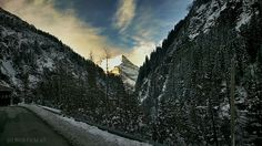 This morning on the way to #Sportgastein in #Badgastein more see http://www.gastein.org