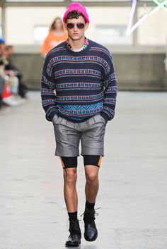 Topman Design Spring 2013 Menswear Collection