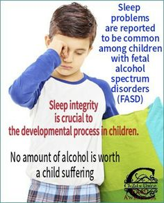 FASD Fetal Alcohol Syndrome, Birth Mother, Trimesters Of Pregnancy, Sleep Problems, Spectrum Disorder, Disorders, School, Ideas, Sleep Issues