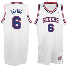 c6bfaa1bf Moses Malone Philadelphia 76ers adidas Hardwood Classics Swingman Jersey -  White Moses Malone