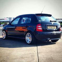 Fabia Vrs on 3SDM wheels