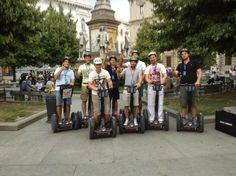 Best way to visit #Milan? #segway www.italysegwaytours.com