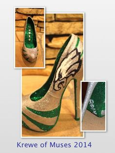 krewe of muses shoes | Uploaded to Pinterest