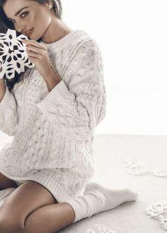 Miranda Kerr - Swarovski Holiday 2015 Collection