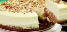 How to make a carrot cake cheesecake